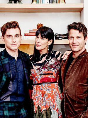 This Is How Nate Berkus and Athena Calderone Entertain for the Holidays