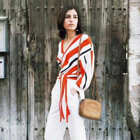 best Zara pieces 2017: wrap shirts