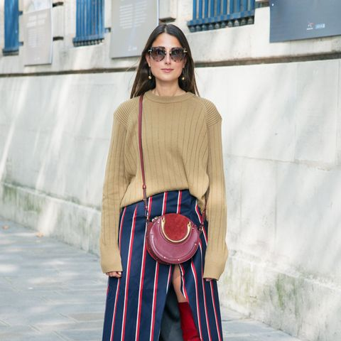 best Zara pieces 2017: red over-the-knee boots