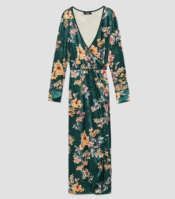 Zara Floral Print Kimono