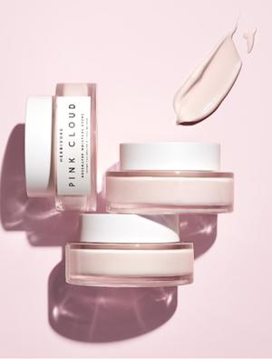 "Herbivore's New ""Pink Cloud"" Moisture Cream Is Inspired By Hawaiian Skies"