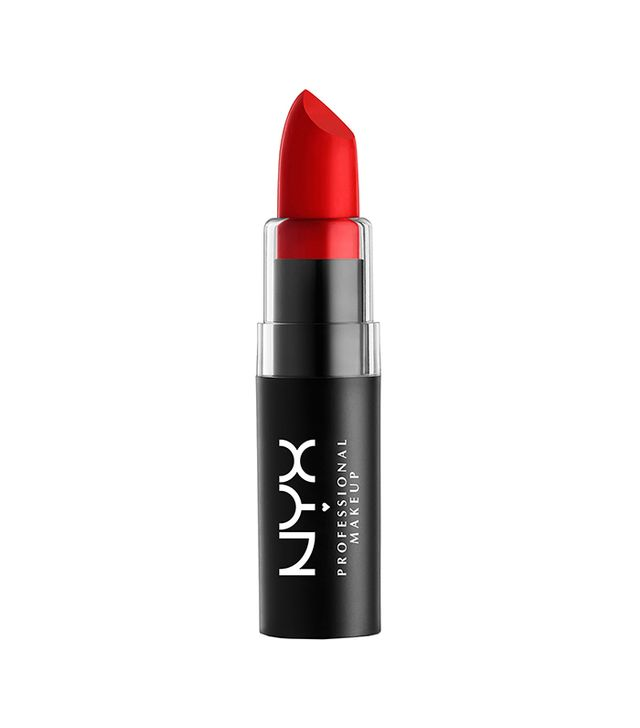 Nyx Matte Lipstick in Perfect Red