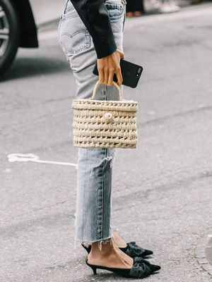 DIY: How to Distress Your Denim the Madewell Way