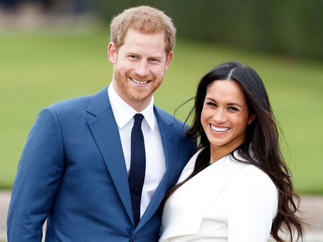 this is meghan markle and prince harrys wedding date