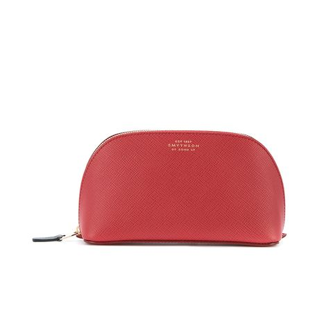Zipped Cosmetic Bag