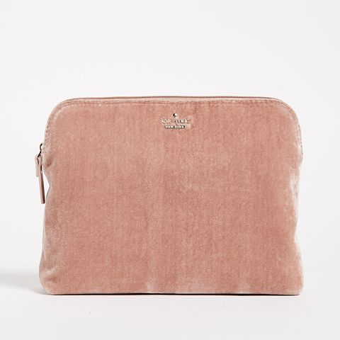 Watson Lane Briley Velvet Makeup Bag