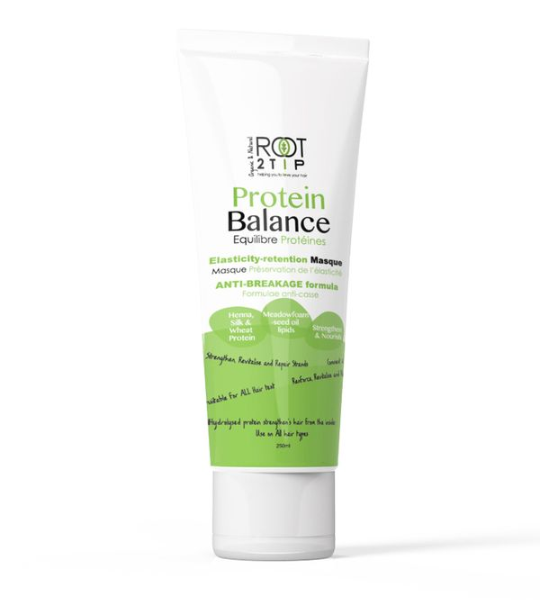 Best Hair Mask: Root 2 Tip Triple Protein Deep Conditioner Masque