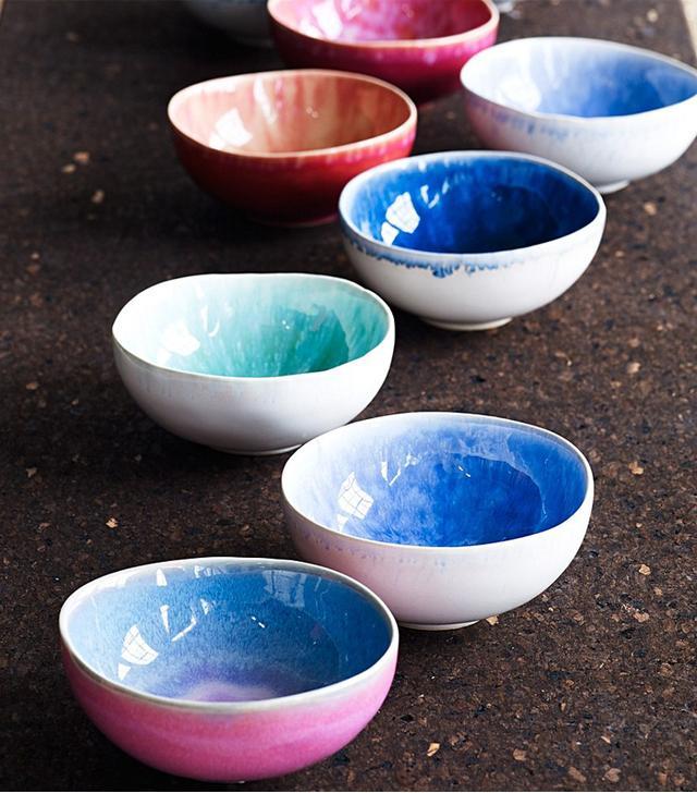 wabi-sabi: oliver bonas estella mini bowl
