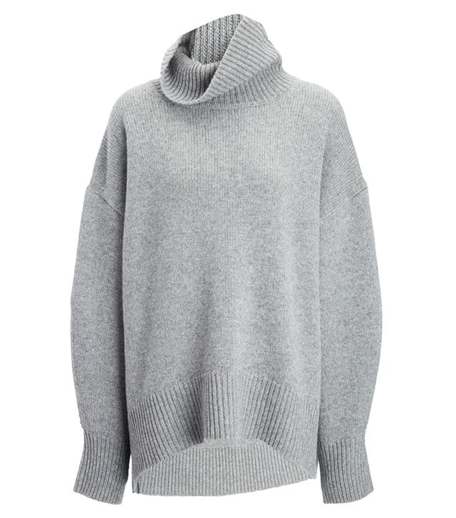 Joseph Cashmere Luxe High Neck Sweater