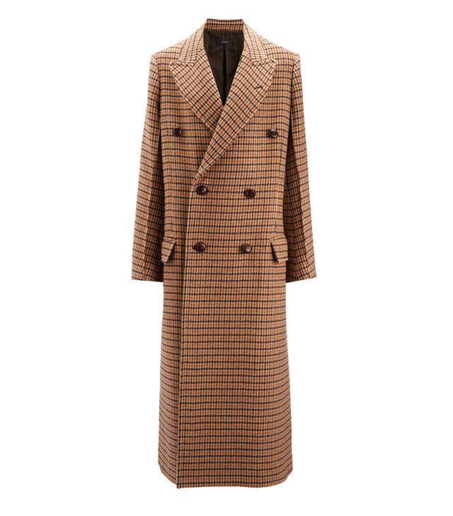 Joseph Dog Tooth Coat Arlon Coat