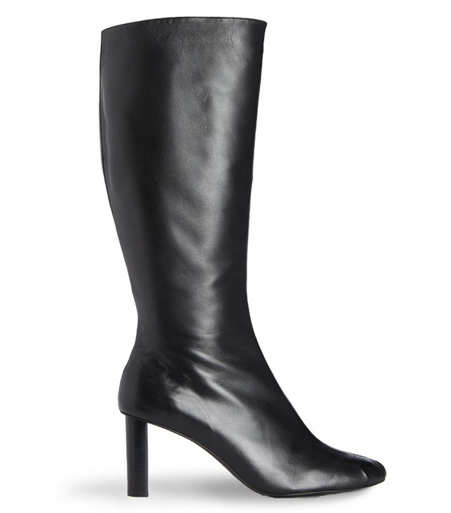 Joseph Nappa Leather Moulin Boot