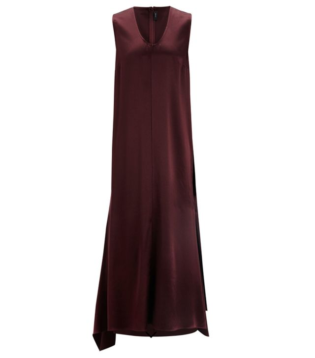 Joseph Silk-Satin Reid Dress