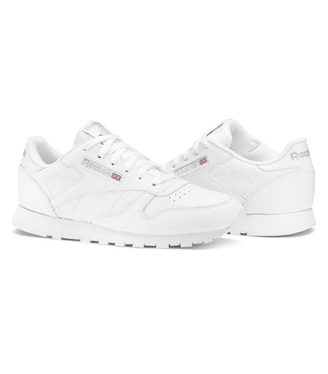 best trainers: Reebok Classic Leather