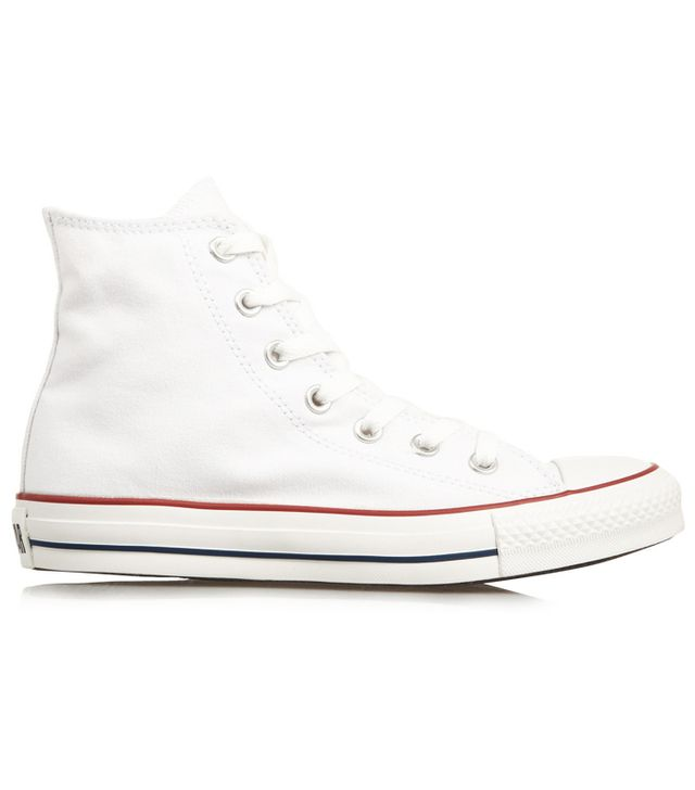 best trainers: Converse Chuck Taylor Canvas High-Top Sneakers