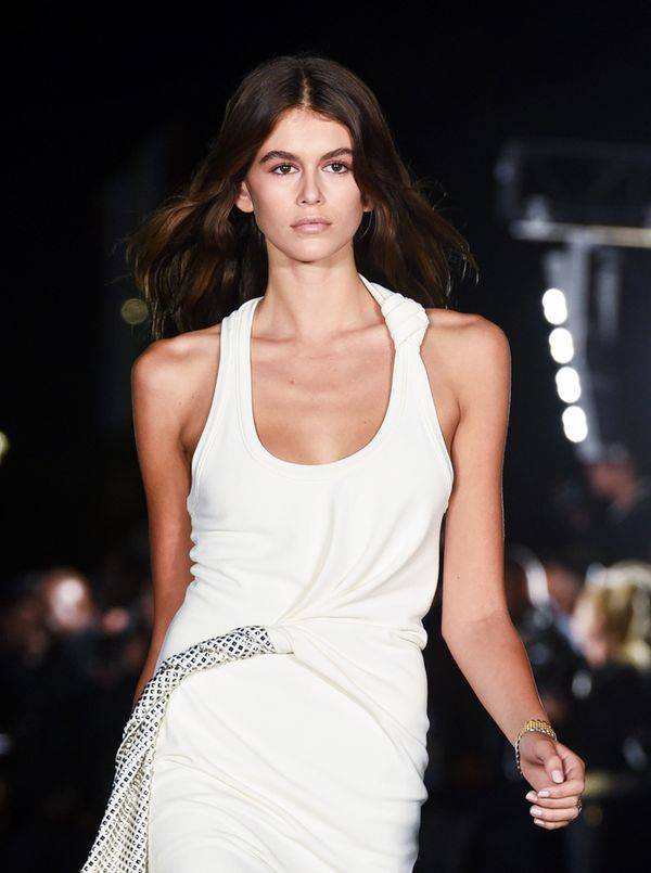 The 11 Big Fashion Instagram Moments of 2017: Kaia Gerber
