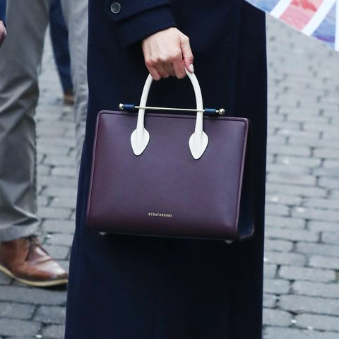 The 11 Big Fashion Instagram Moments of 2017: Strathberry bag