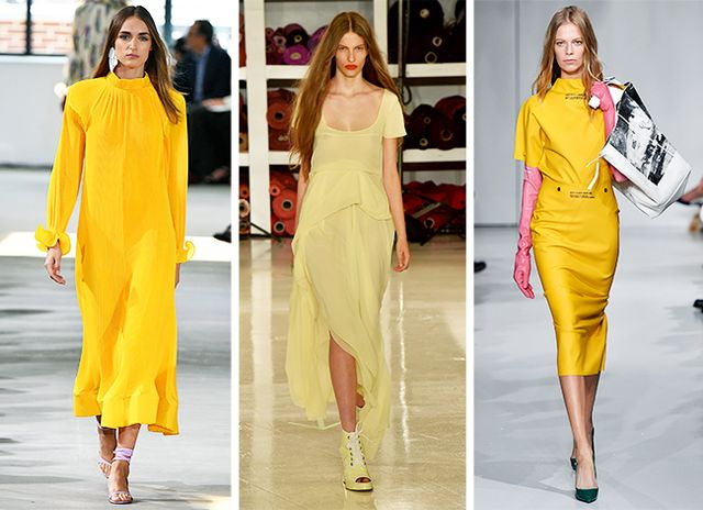 Summer 2018 Fashion Trends All The Key Catwalk Looks