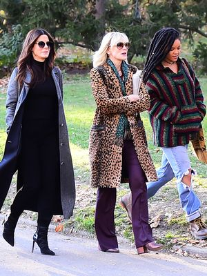 Every Fashion Girl Is Talking About This Ocean's 8 Trailer Today