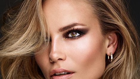 "Natasha Poly on the Vogue Shoot Where She Smiled ""Too Much"""