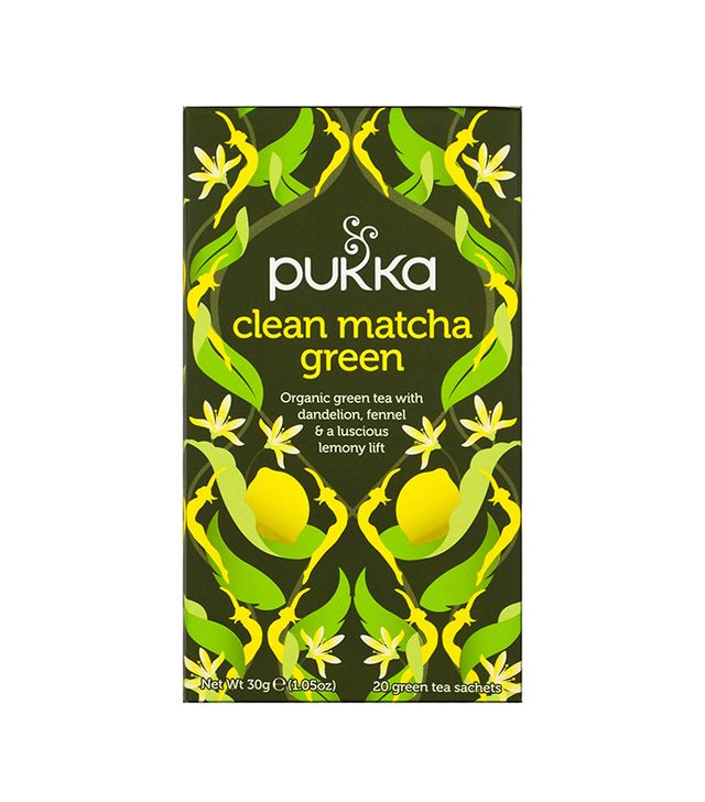Pukka Herbs Clean Matcha Green