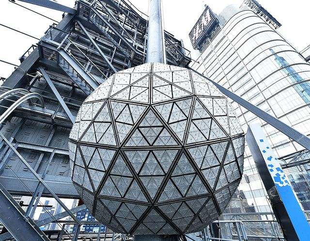 Times Square Ball, New Year's Eve