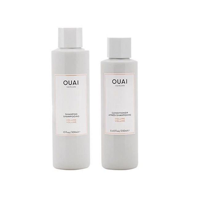 Ouai Repair Shampoo and Conditioner Duo