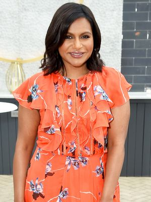 Mindy Kaling Gave Her New Baby Girl a Very Regal Name