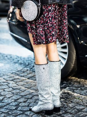10 Sparkly Shoes for New Year's Eve and Beyond