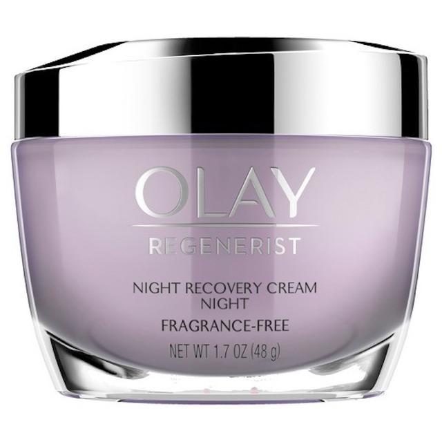 Olay Regenerist Night Recovery Cream Moisturizer