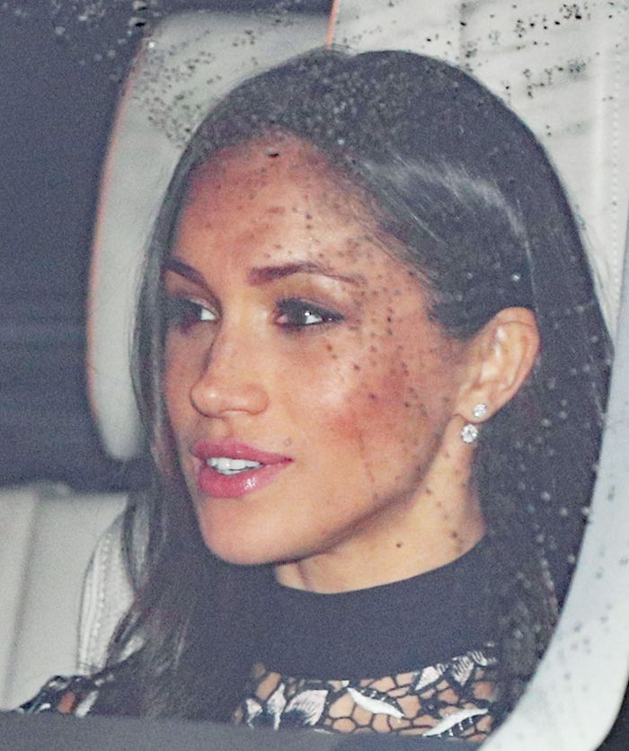 Meghan Markle Simply Wore This Reasonably Priced Model For