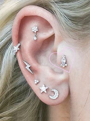 Piercing 101: Everything You Need to Know About the Tragus