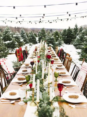 12 Winter Wedding Ideas That Bring the Cozy on Your Big Day