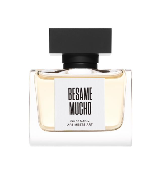 Art meets art perfumes review: Art Meets Art Besame Mucho