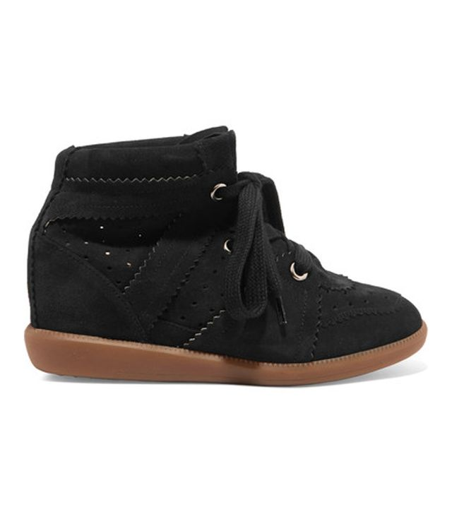 Isabel Marant's Wedge Sneakers Are Back in Fashion ...