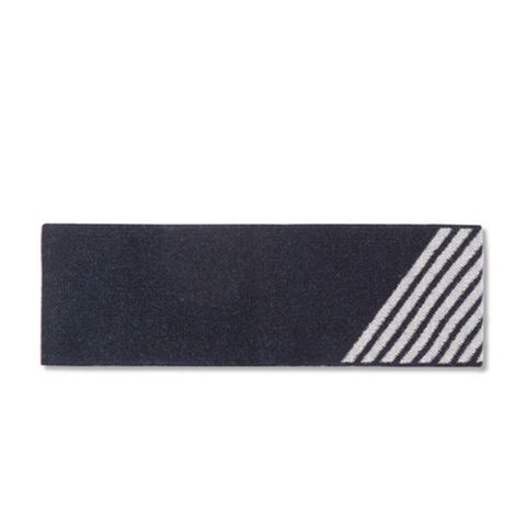 Striped Merino Wool-Blend Headband