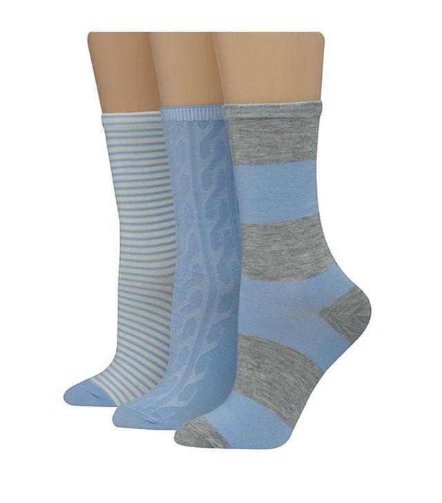 Hanes Crew Socks