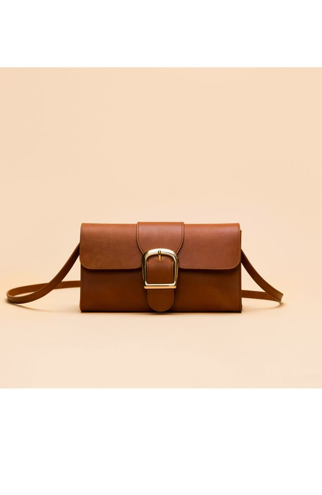 Rylan Studios 2.2 Cognac Bag