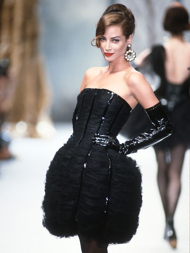 In All Honesty, Christy Turlington Is the \'90s Supermodel to Obsess ...