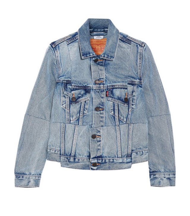 Vetements + Levi's Denim Jacket
