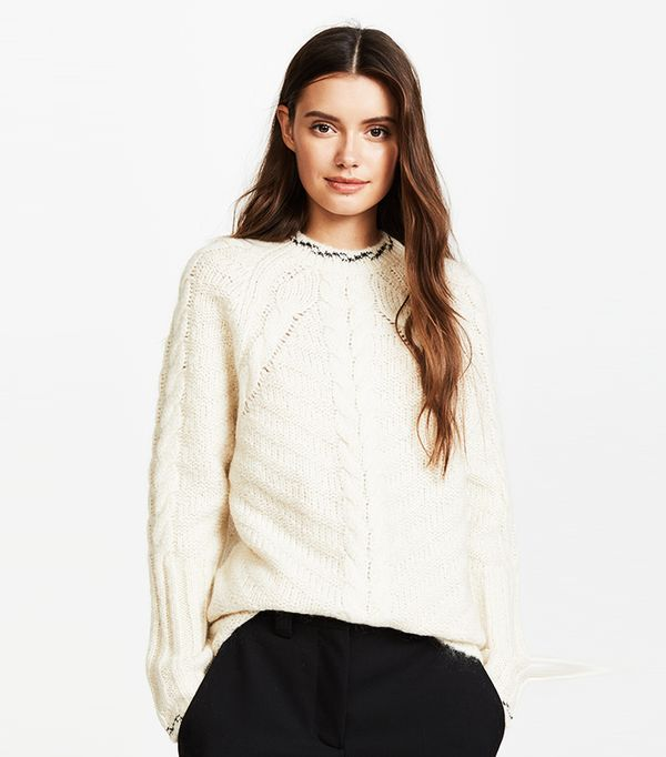 Elliott Heirloom Sweater