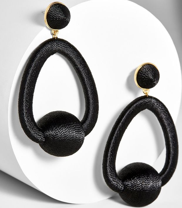BaubleBar Mariela Hoop Earrings