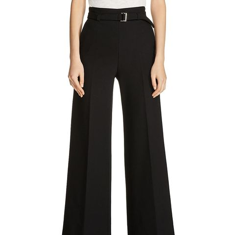 Parc Cropped Flared Pants