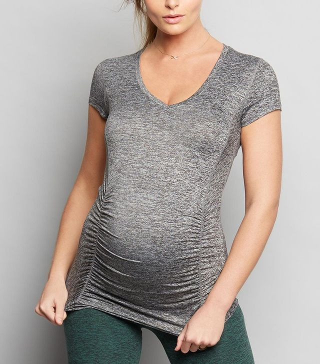 Beyond the Bump V-Neck Maternity Shirt