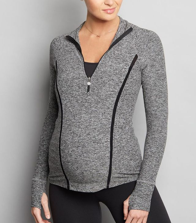 Beyond the Bump Zip Front Maternity Jacket