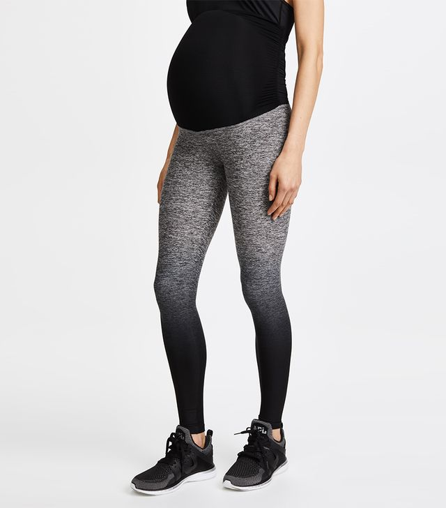 Beyond Yoga Ombre Maternity Long Leggings