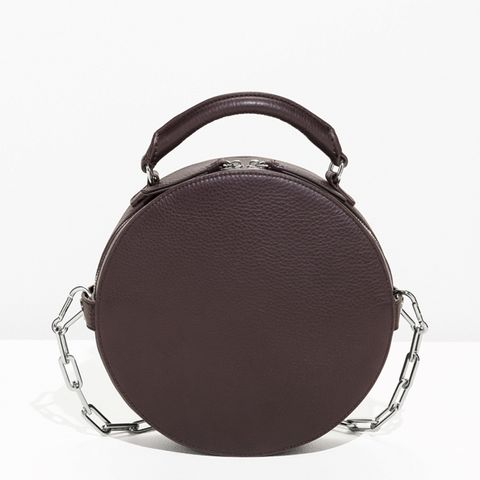 Round Leather Crossover