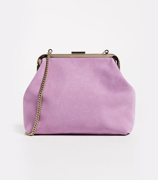 Flore Frame Cross Body Bag