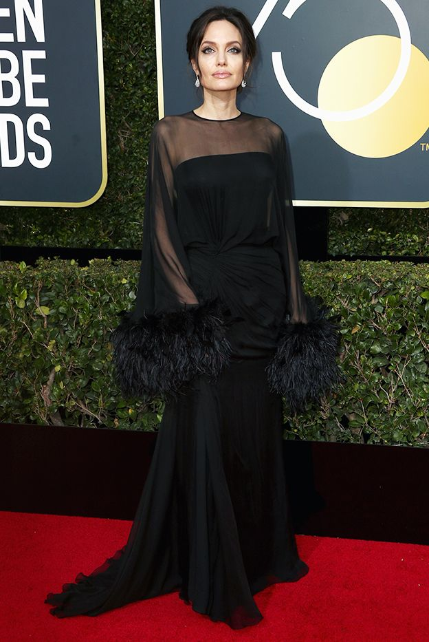 Golden Globes 2018: 50 Fashion Moments You Can t Miss