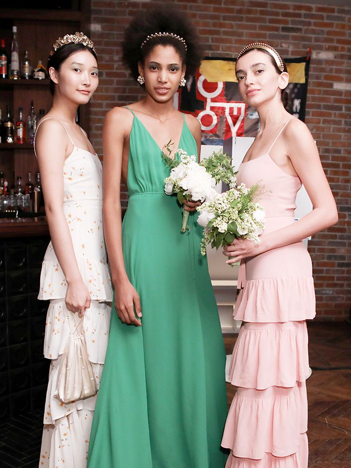 6 Wedding Color Ideas | Who What Wear