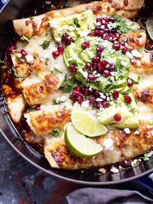 7 Easy Chicken Enchilada Recipes to Save Your Weeknights
